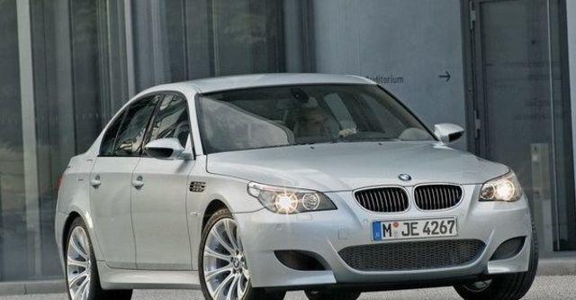 2008 BMW M5 Sedan  第1張相片