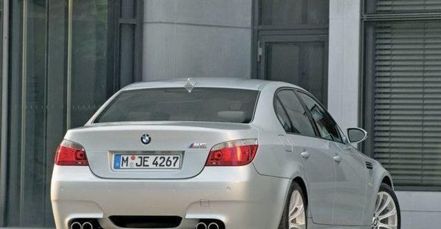2008 BMW M5 Sedan  第4張相片