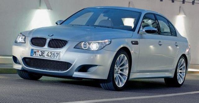2008 BMW M5 Sedan  第6張相片