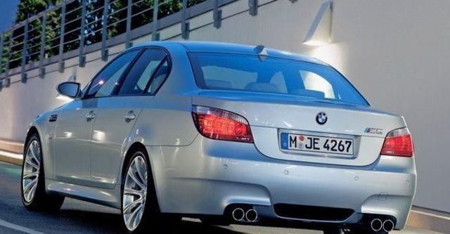 2008 BMW M5 Sedan  第7張相片