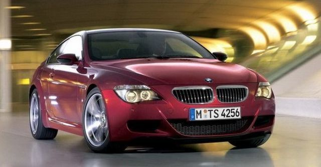 2008 BMW M6 Coupe  第2張相片