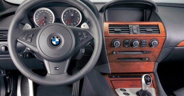 2008 BMW M6 Coupe  第3張相片