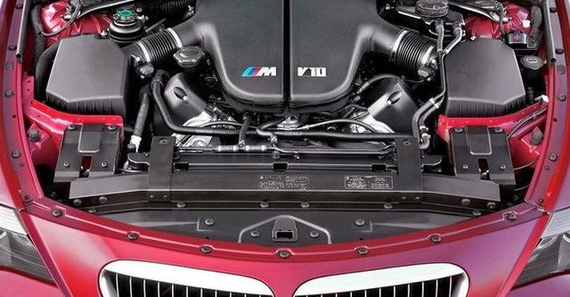 2008 BMW M6 Coupe  第5張相片