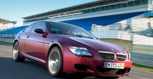 2008 BMW M6 Coupe  第6張相片