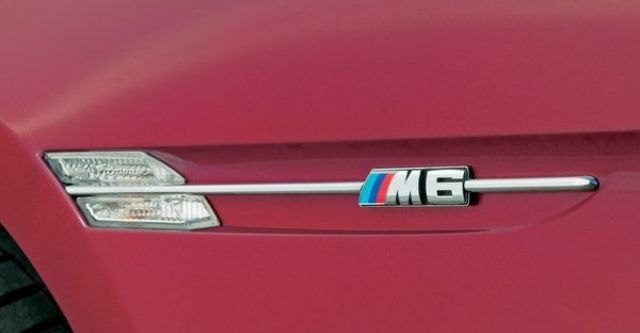 2008 BMW M6 Coupe  第8張相片