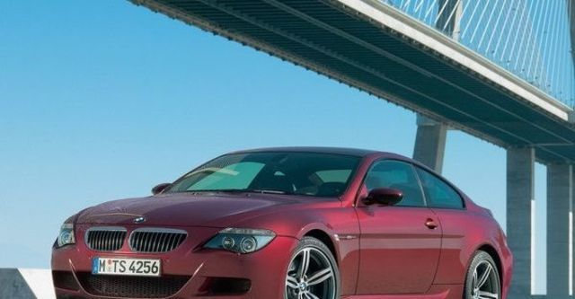 2008 BMW M6 Coupe  第10張相片