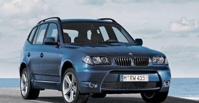 2008 BMW X3 2.5si  第1張相片