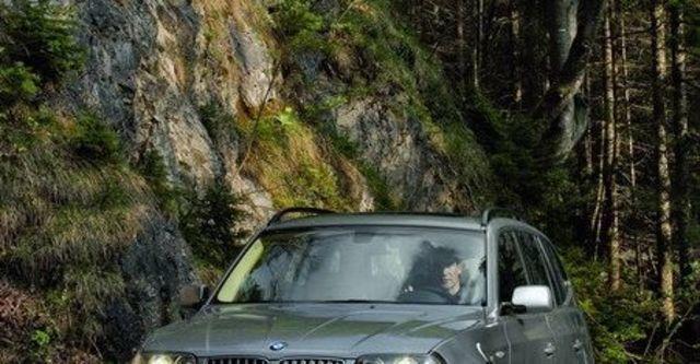 2008 BMW X3 2.5si  第2張相片