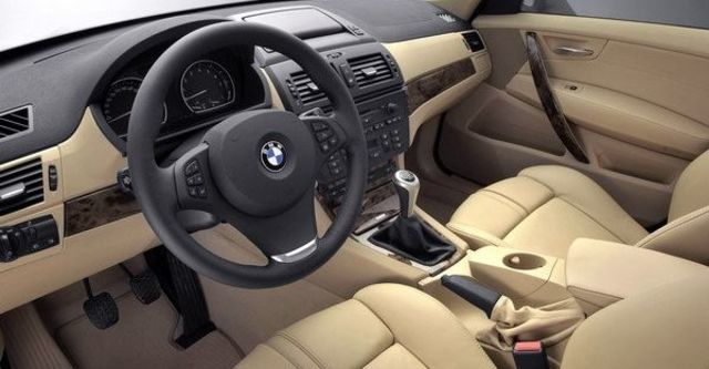 2008 BMW X3 2.5si  第4張相片