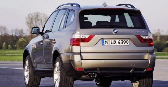 2008 BMW X3 2.5si  第5張相片
