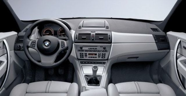 2008 BMW X3 2.5si  第6張相片