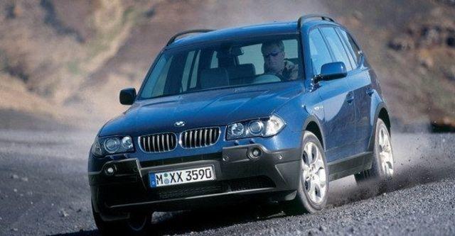 2008 BMW X3 2.5si  第7張相片