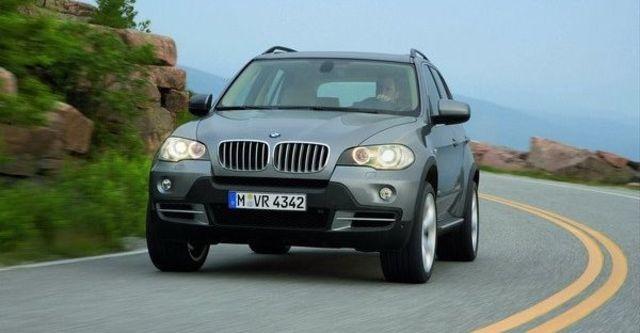 2008 BMW X5 3.0d  第5張相片