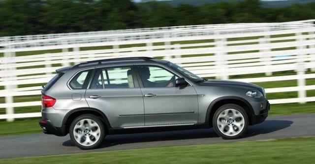 2008 BMW X5 3.0d  第6張相片