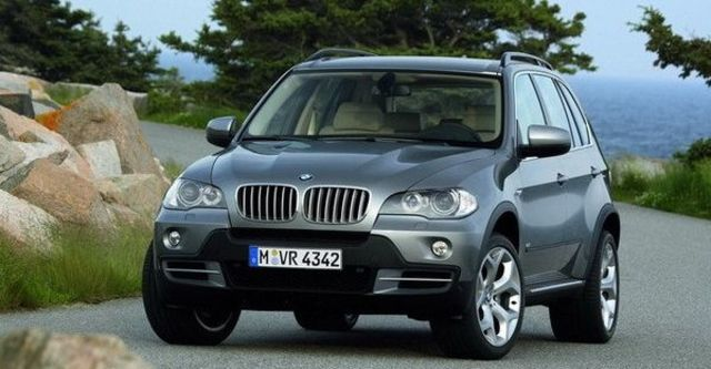 2008 BMW X5 4.8i  第1張相片