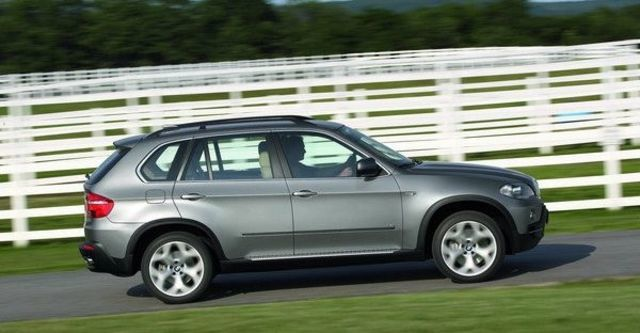 2008 BMW X5 4.8i  第6張相片