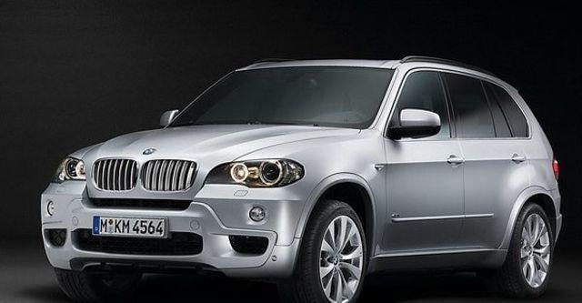2008 BMW X5 4.8i  第7張相片