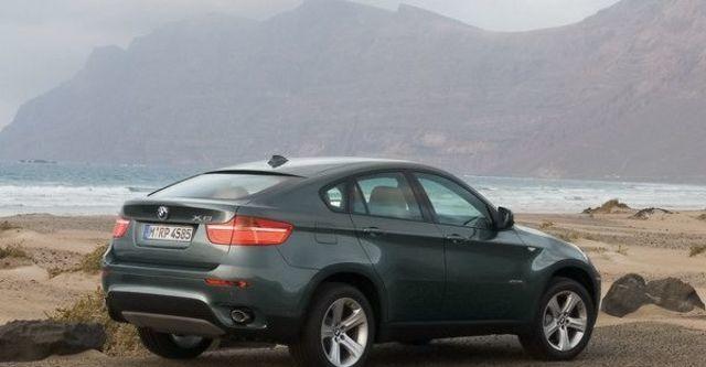 2008 BMW X6 xDrive 50i  第6張相片