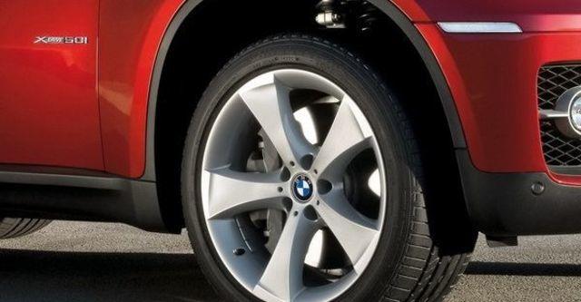 2008 BMW X6 xDrive 50i  第8張相片