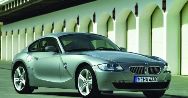 2008 BMW Z4 Coupe 3.0si  第1張相片