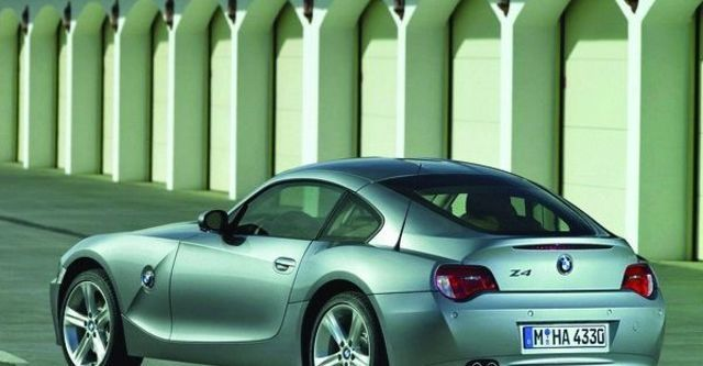 2008 BMW Z4 Coupe 3.0si  第3張相片