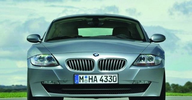 2008 BMW Z4 Coupe 3.0si  第4張相片