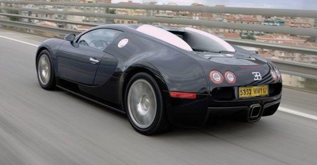 2011 Bugatti Veyron 16.4  第5張相片