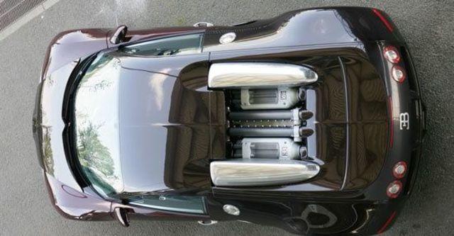2011 Bugatti Veyron 16.4  第9張相片