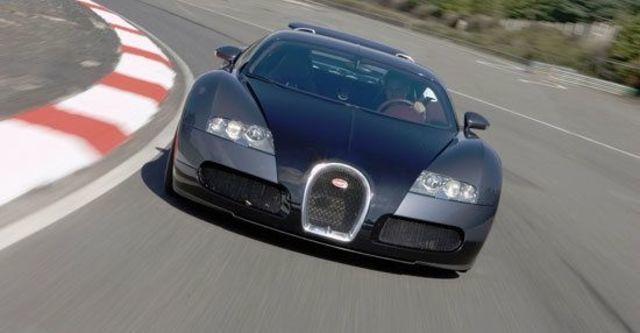 2010 Bugatti Veyron 16.4  第1張相片