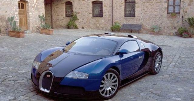 2010 Bugatti Veyron 16.4  第6張相片