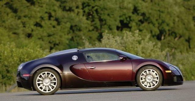 2010 Bugatti Veyron 16.4  第7張相片