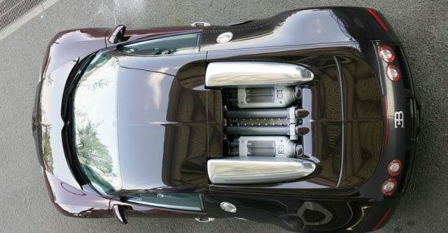 2010 Bugatti Veyron 16.4  第9張相片