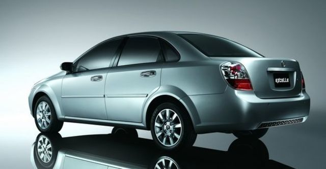 2009 Buick Excelle 1.6 豪華  第3張相片