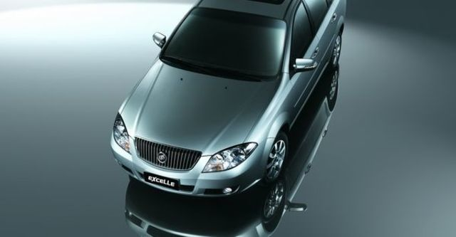 2009 Buick Excelle 1.6 豪華  第4張相片