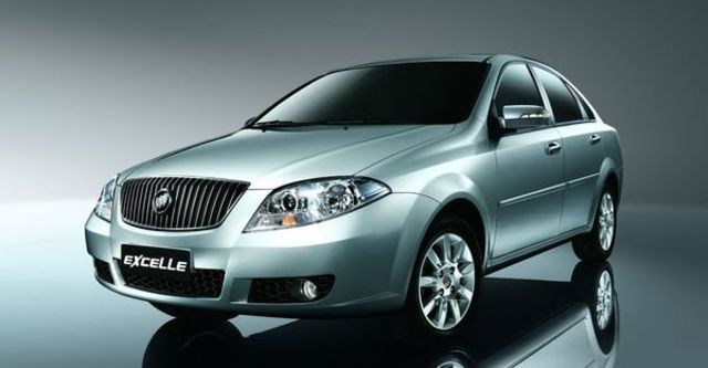 2008 Buick Excelle 1.8 頂級  第2張相片
