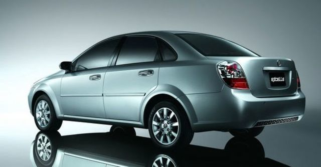2008 Buick Excelle 1.8 頂級  第3張相片