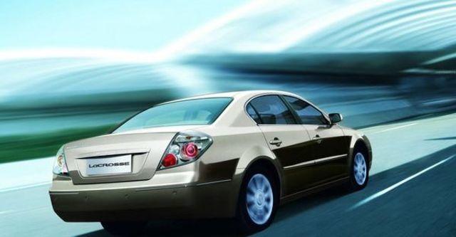 2006 Buick LaCrosse 2.4 影音  第3張相片