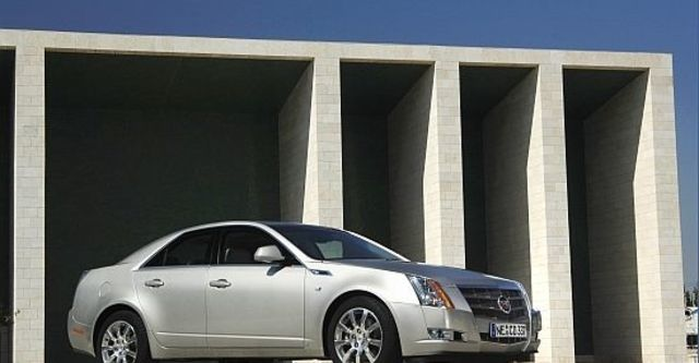 2011 Cadillac CTS 3.0 SIDI  第2張相片