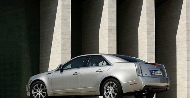 2011 Cadillac CTS 3.0 SIDI  第3張相片