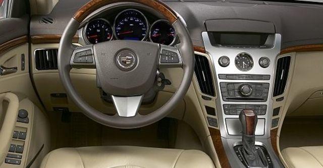 2011 Cadillac CTS 3.0 SIDI  第4張相片