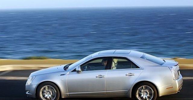 2011 Cadillac CTS 3.0 SIDI  第5張相片