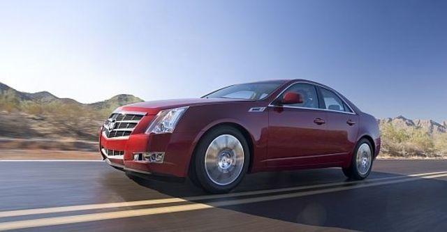 2011 Cadillac CTS 3.6 SIDI  第1張相片