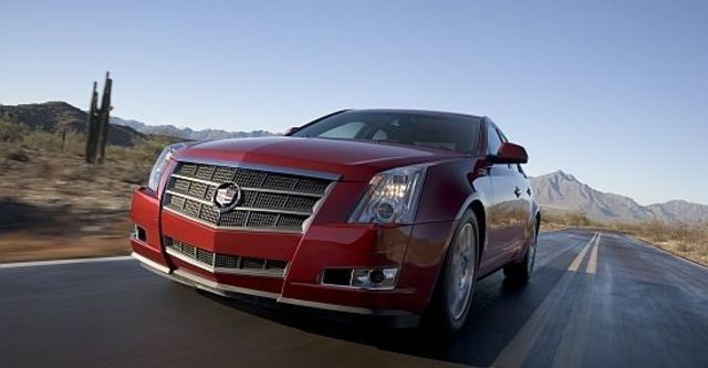 2011 Cadillac CTS 3.6 SIDI  第3張相片