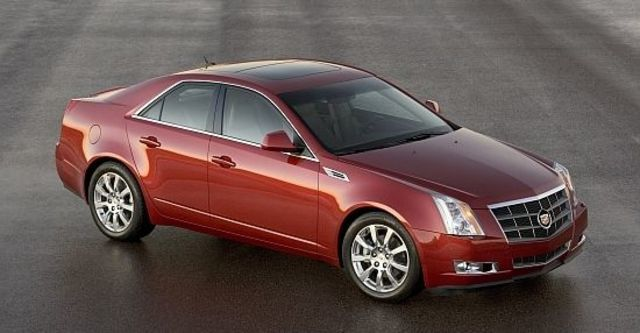 2011 Cadillac CTS 3.6 SIDI  第4張相片
