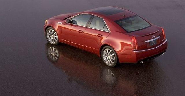 2011 Cadillac CTS 3.6 SIDI  第5張相片