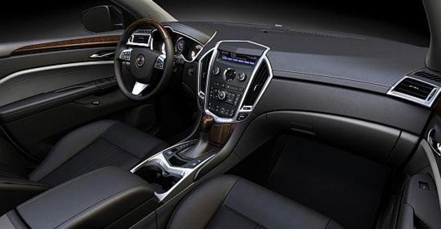 2011 Cadillac SRX 3.0 Brilliance  第3張相片