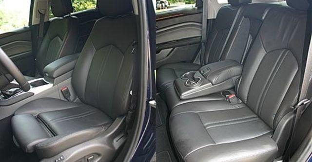 2011 Cadillac SRX 3.0 Brilliance  第8張相片