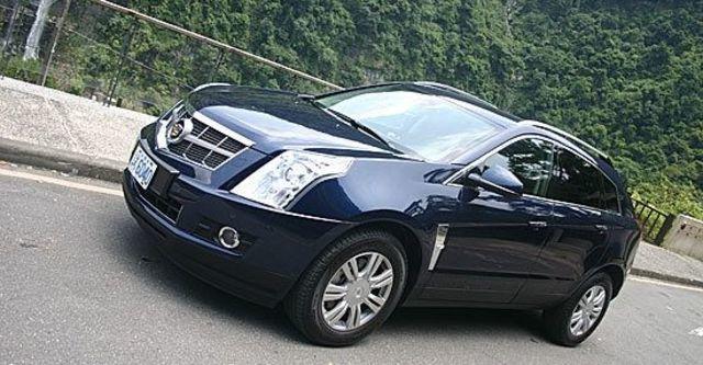 2011 Cadillac SRX 3.0 Elegance  第2張相片