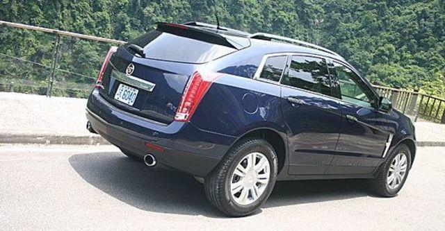 2011 Cadillac SRX 3.0 Elegance  第3張相片