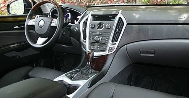 2011 Cadillac SRX 3.0 Elegance  第4張相片